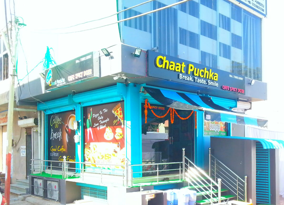 Chaat franchise