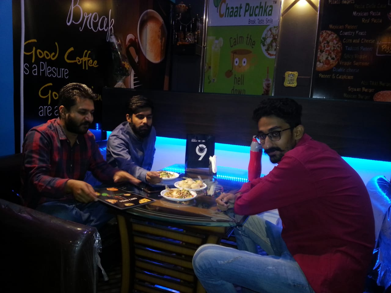 chaat puchka franchise in indore